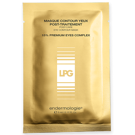 Post-treatment Eye Contour Mask