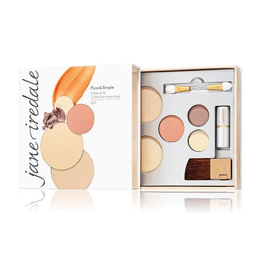 PURE & SIMPLE MAKE-UP KIT LIGHT